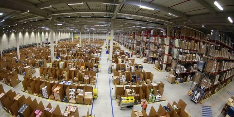 Amazon va recruter plus de 70.000 saisonniers aux Etats-Unis
