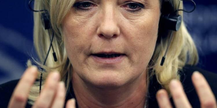 Marine Le Pen pourrait perdre son immunité parlementaire