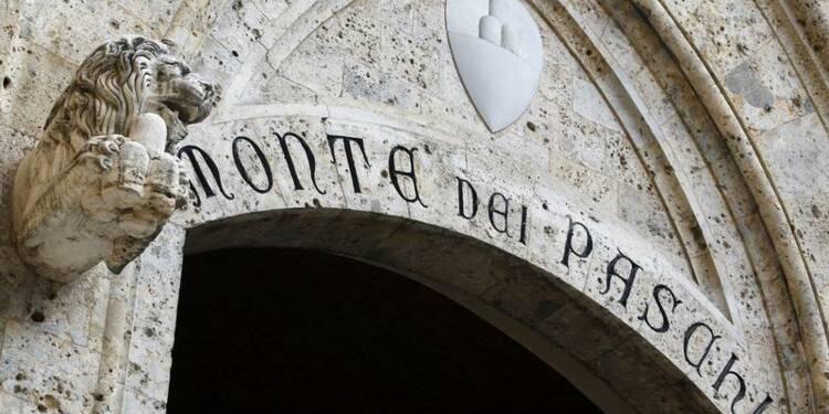 Monte Paschi va gêner Mario Draghi, le superviseur bancaire