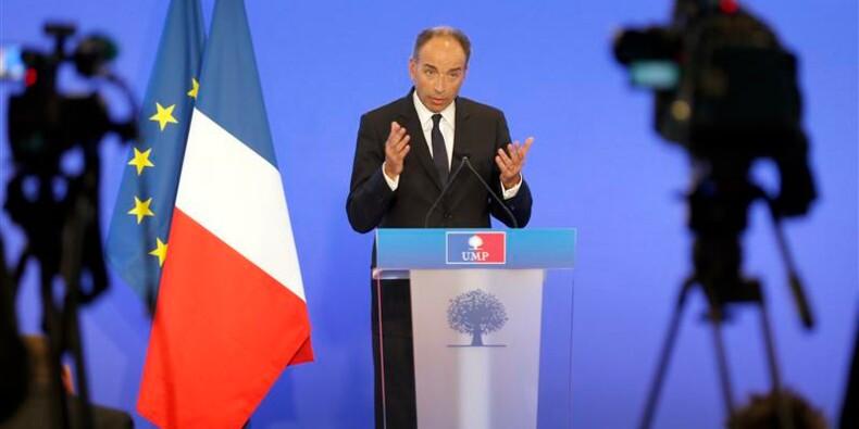 """Copé met en garde le Medef contre le """"piège"""" du pacte Hollande"""