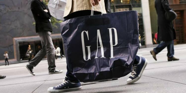 Gap libre un bénéfice trimestriel en hausse