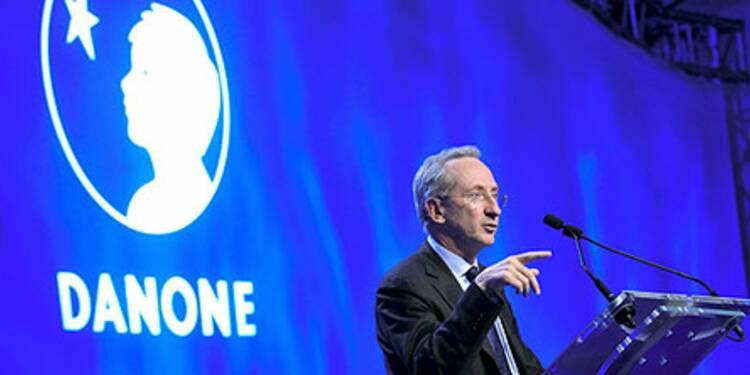 Danone lance une émission obligataire de 650 millions d'euros