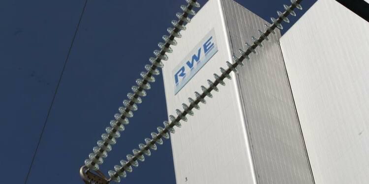 Hausse de 10% du bénéfice de RWE en 2012, prévisions maintenues