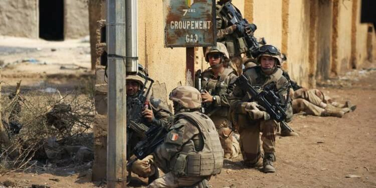 Une trentaine de soldats français blessés rapatriés du Mali