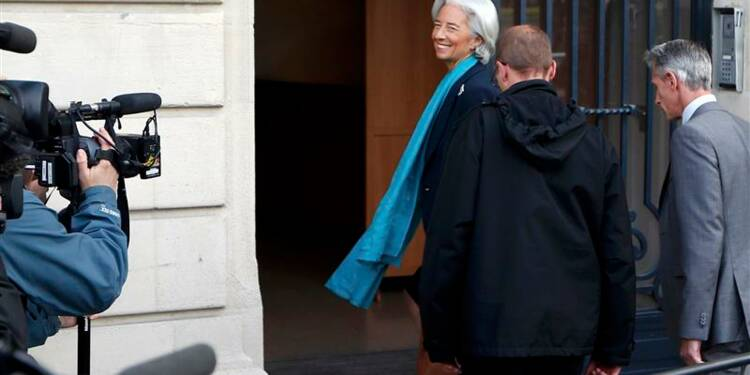 Christine Lagarde devant la justice dans l'affaire Tapie