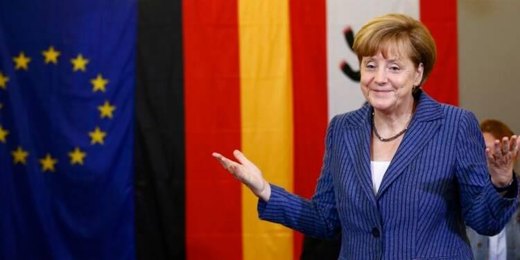 En Allemagne, la CDU-CSU remporte les européennes