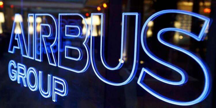 Airbus annonce 118 commandes depuis le début de l'année