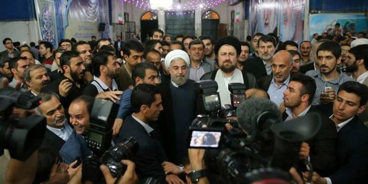 L'Iran ne règlera pas ses problèmes en une nuit, prévient Rohani