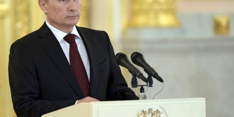 Vladimir Poutine veut un cessez-le-feu de longue durée en Ukraine