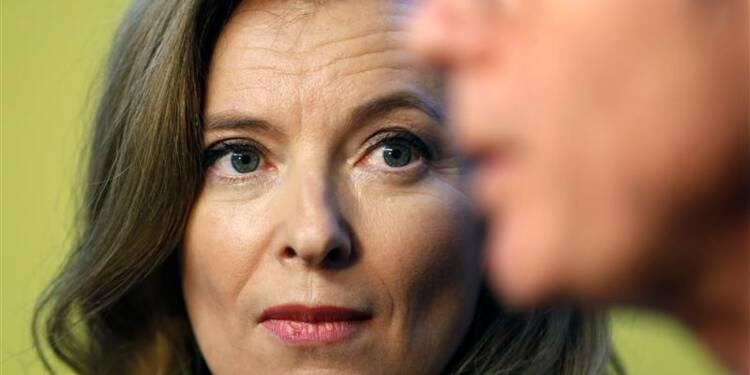 Valérie Trierweiler hospitalisée après les révélations de Closer