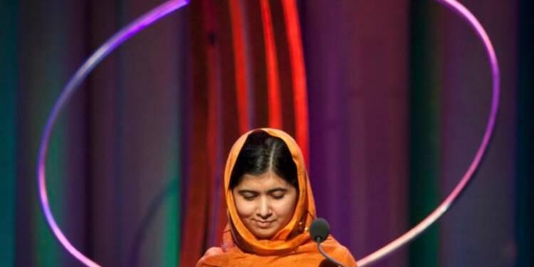 Le prix Sakharov à la jeune Pakistanaise Malala