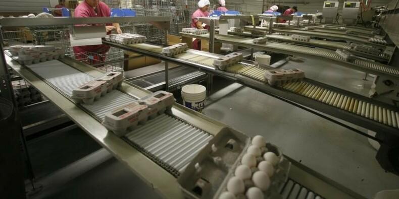 Plus forte hausse des prix à la production depuis 18 mois aux Etats-Unis