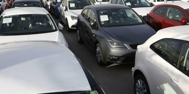 Le marché automobile espagnol en hausse de 7,6% en janvier