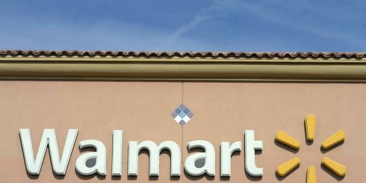 Résultat en baisse pour Wal-Mart au 4e trimestre