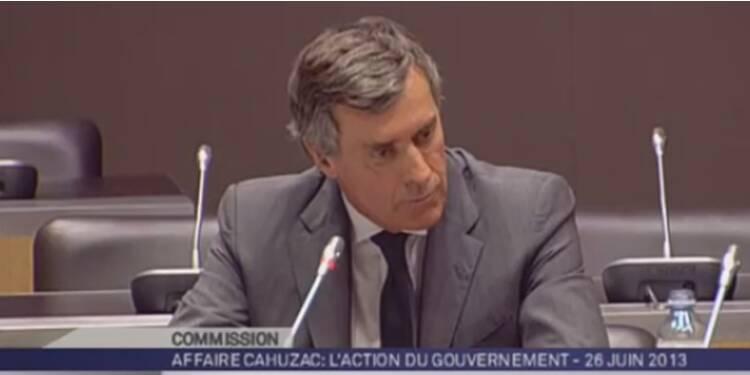 Suivez en direct l'audition de Jérôme Cahuzac par les députés