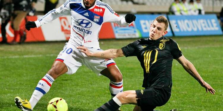 Ligue 1: l'OM perd ses nerfs et des points face à Evian