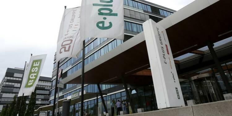 KPN accepte une offre améliorée de Telefonica sur E-Plus