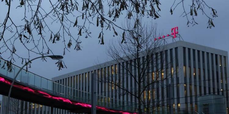 Les investissements ont grevé l'EBE de Deutsche Telekom
