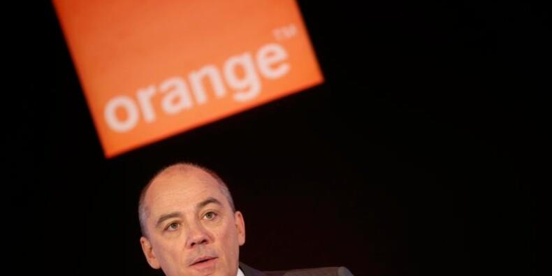 Le marché français pèse sur les résultats 2013 d'Orange