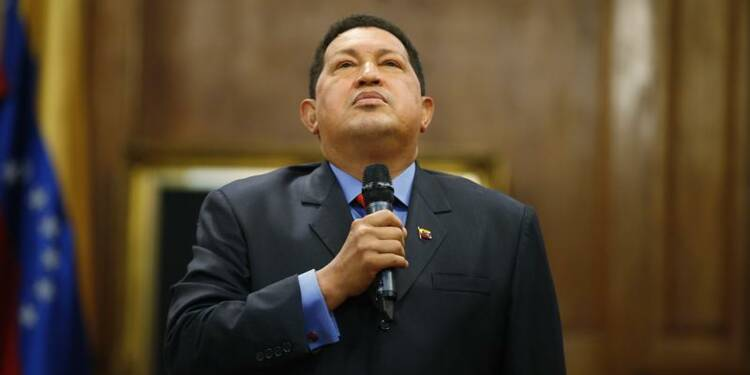 Hugo Chavez est mort, annonce le vice-président vénézuélien