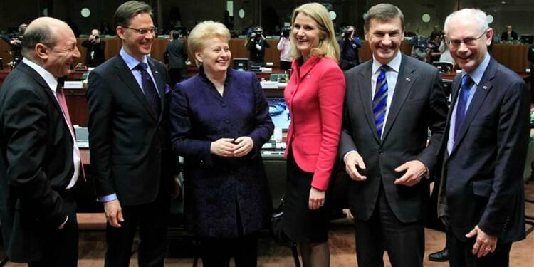 Divisée sur son avenir, l'Union européenne cherche un accord sur son budget