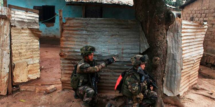La situation reste tendue à Bangui au lendemain d'affrontements