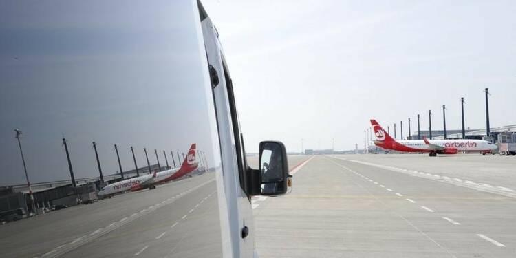 Etihad devrait monter à hauteur de 49,9% dans Air Berlin