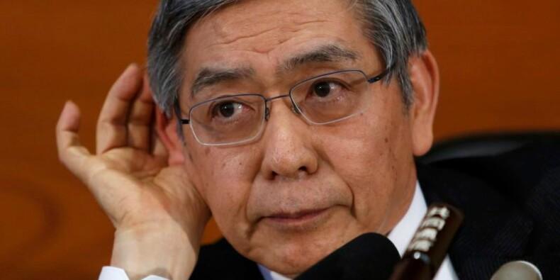La Banque du Japon maintient sa politique de soutien économique