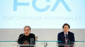 Fiat-Chrysler vise une production de 6 millions d'ici 2018