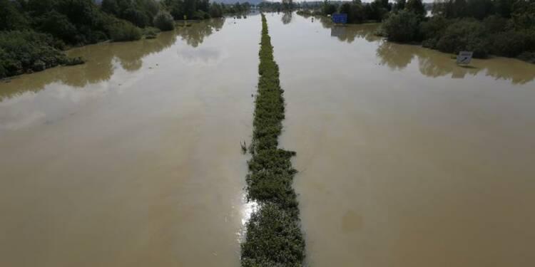 Les inondations en Allemagne coûteront 2 milliards aux assureurs