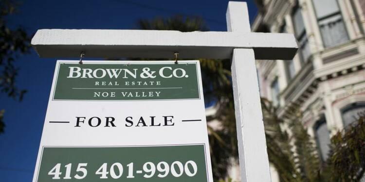 Les reventes de logements aux Etats-Unis en recul de 5,1%