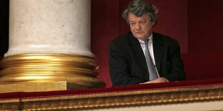 Jean-Louis Borloo pose ses conditions sur la motion de censure