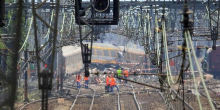 Le réseau ferroviaire jugé délabré à Brétigny, la SNCF conteste