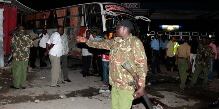 Explosions à Mombasa, au Kenya, trois morts