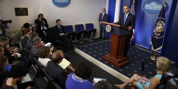 Les Etats-Unis prêts à une action militaire ciblée en Irak