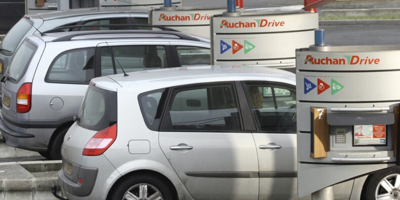 """Comment le """"drive"""" va révolutionner nos hypermarchés"""