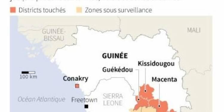 Le Sénégal ferme sa frontière avec la Guinée à cause d'Ebola