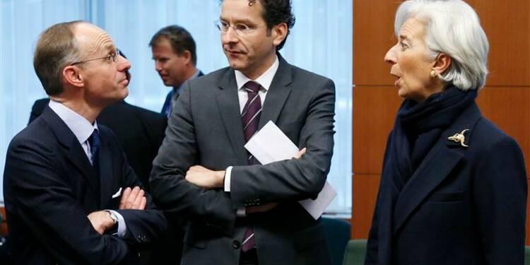 Pour Dijsselbloem, les changes relèvent plutôt du G20
