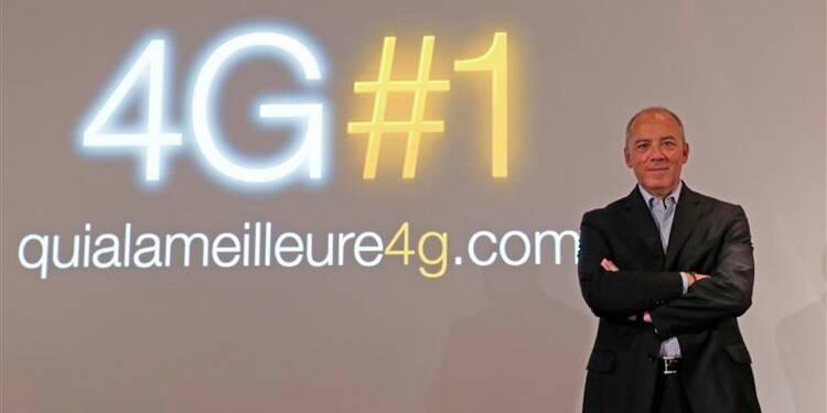 Orange accélère le déploiement de son réseau 4G
