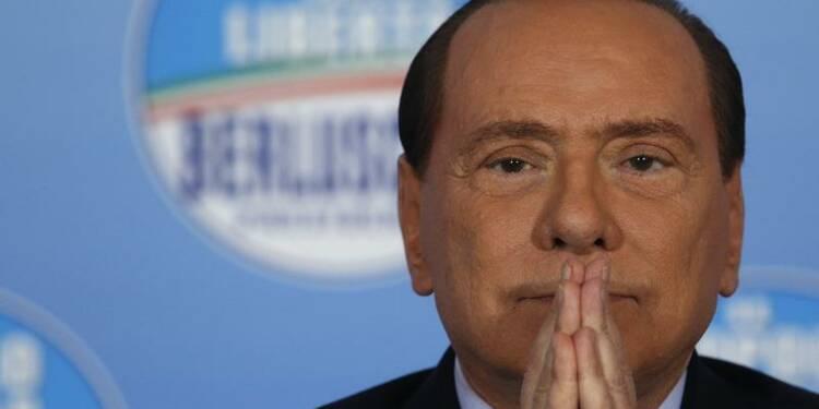 Démission des ministres appartenant au parti de Berlusconi