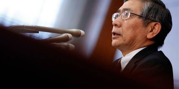 Statu quo monétaire et coup de pouce aux banques au Japon