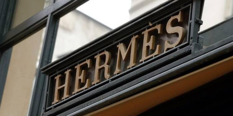 Hermès accélère au 2e trimestre et dépasse les attentes