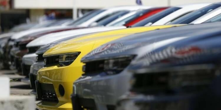 GM annonce de nouveaux rappels portant sur 511.528 véhicules