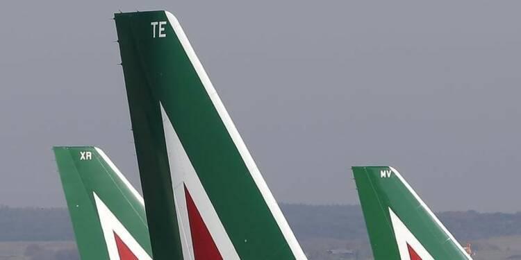 Etihad investirait jusqu'à 1,25 milliard d'euro dans Alitalia
