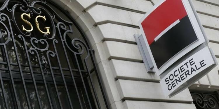 Société générale paie 122 millions de dollars pour clore des poursuites aux Etats-Unis