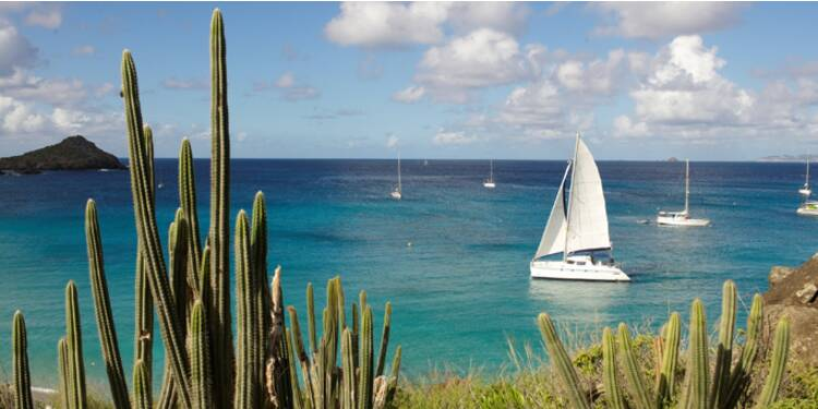 Saint-Barth : main basse sur 