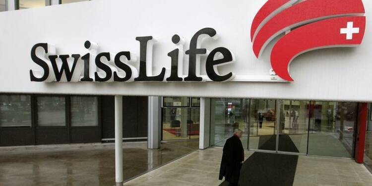Une dépréciation grève le bénéfice net 2012 de Swiss Life