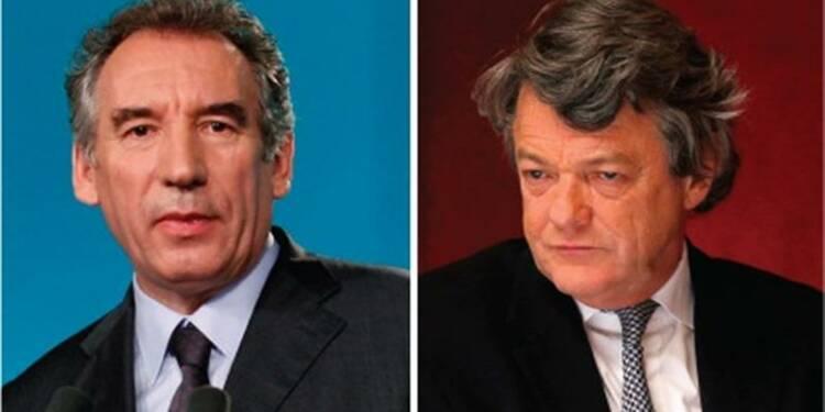 Bayrou renoue avec Borloo et revient au centre-droit