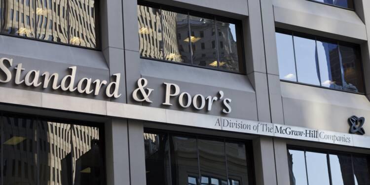 Standard and Poor's dégrade les notes de trois banques françaises