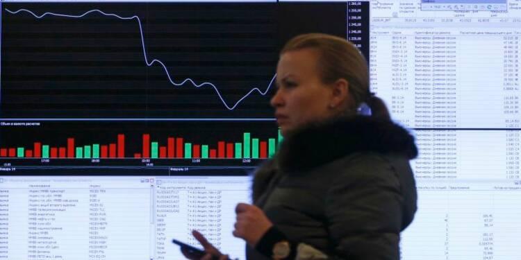 Sombres perspectives pour la Bourse de Moscou